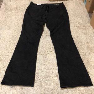 Black jeans skinny boot 31/12r